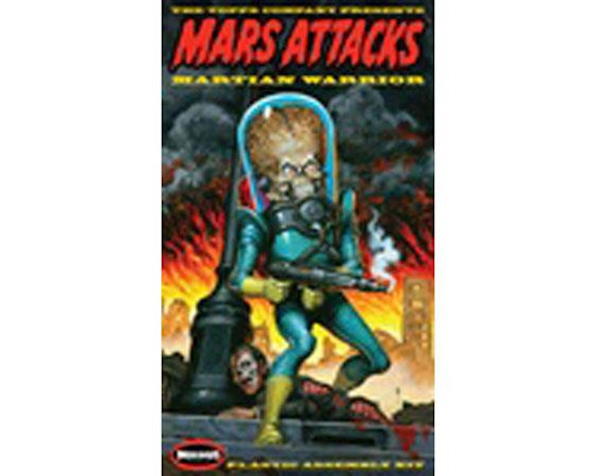 Moebius Model Moebius Models  Mars Attacks: Martian Warrior Figure