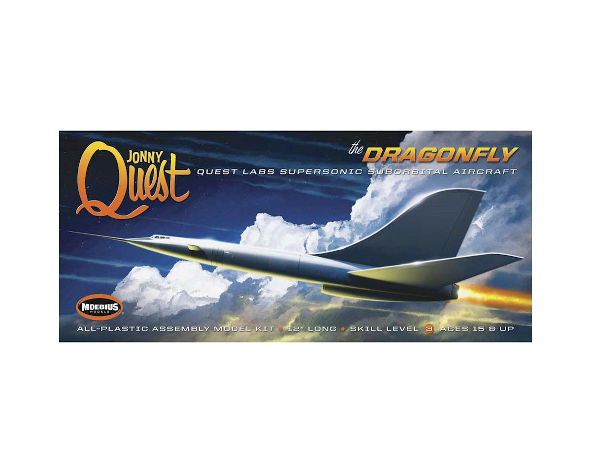 Moebius Model Jonny Quest: Dragonfly Supersonic Suborbital Aircr