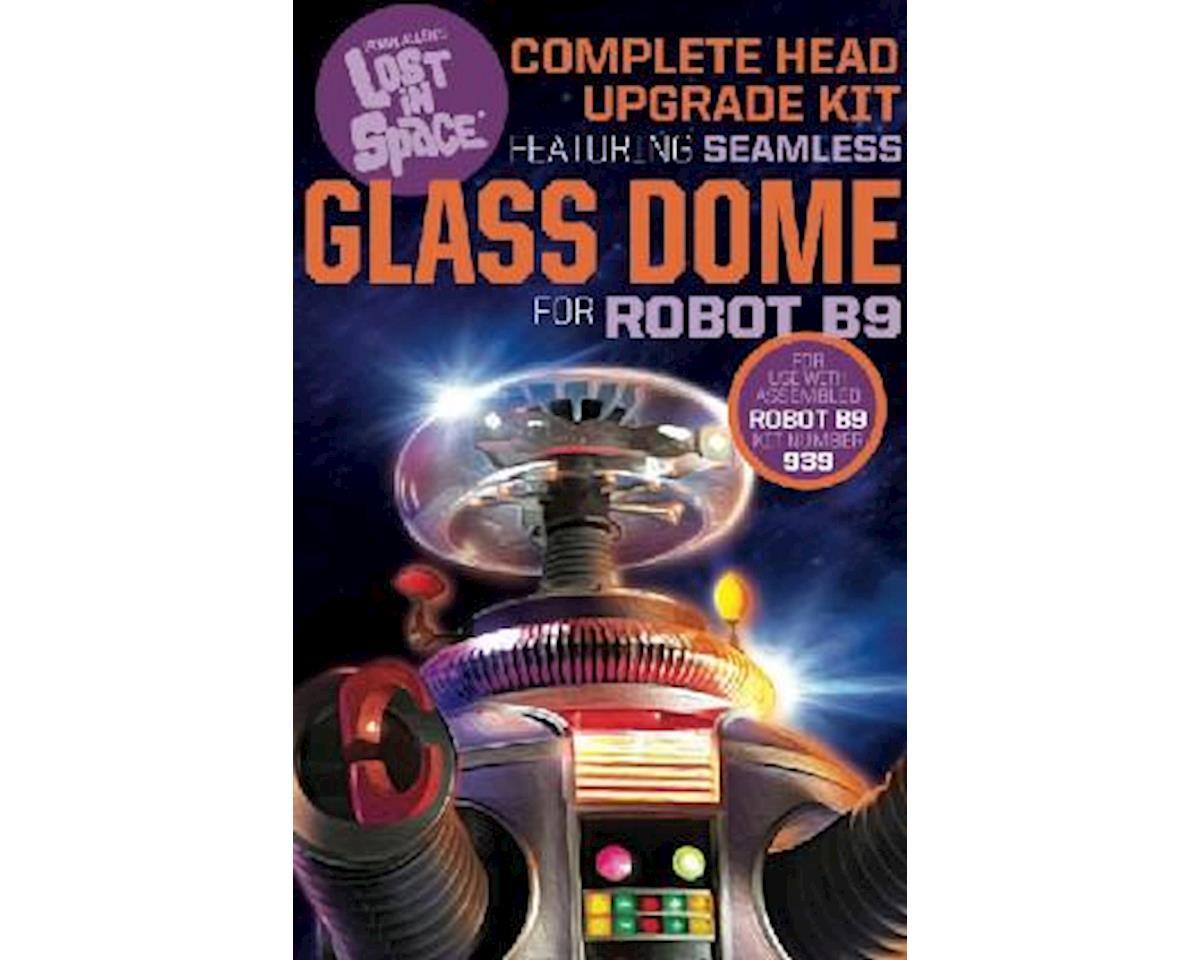 Moebius Model 948 1/6 LiS Robot Complete Glass Dome Set