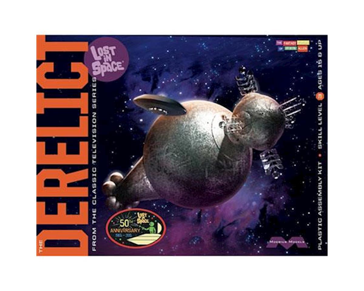 Moebius Model Lost In Space Derelict 1/350