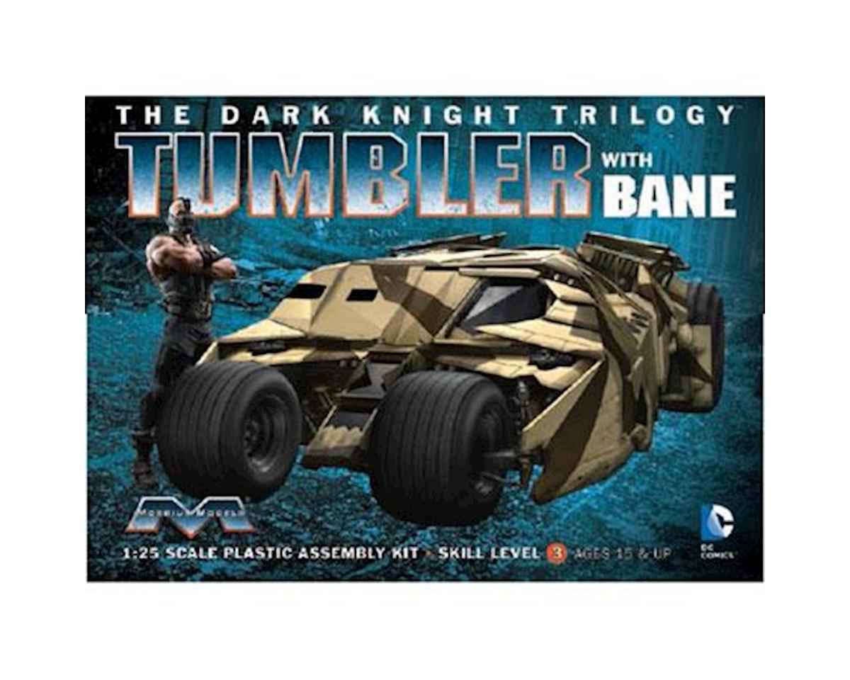 Moebius Model Dark Knight Armored Tumbler w/Bane; 1/25 Scale