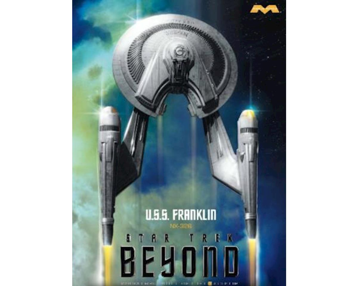 975 1/350 Star Trek Beyond: USS Franklin by Moebius Model