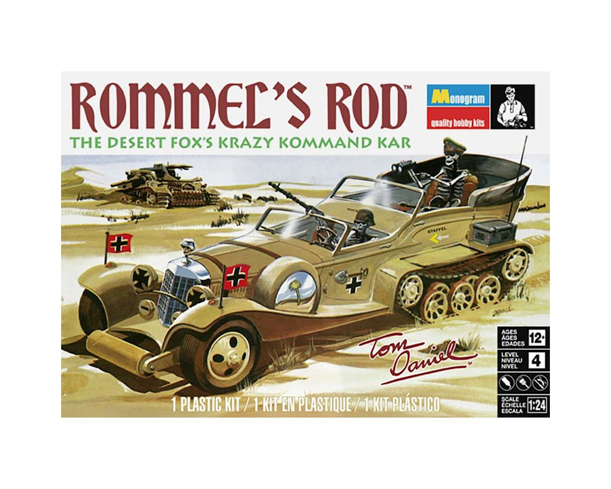 Monogram Monocle Games 854484 1/24 Rommel's Rod