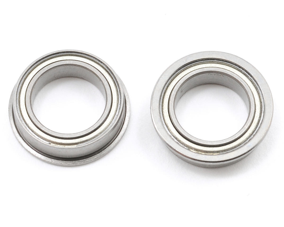 Motonica 10x15x4mm Flanged Ball Bearing