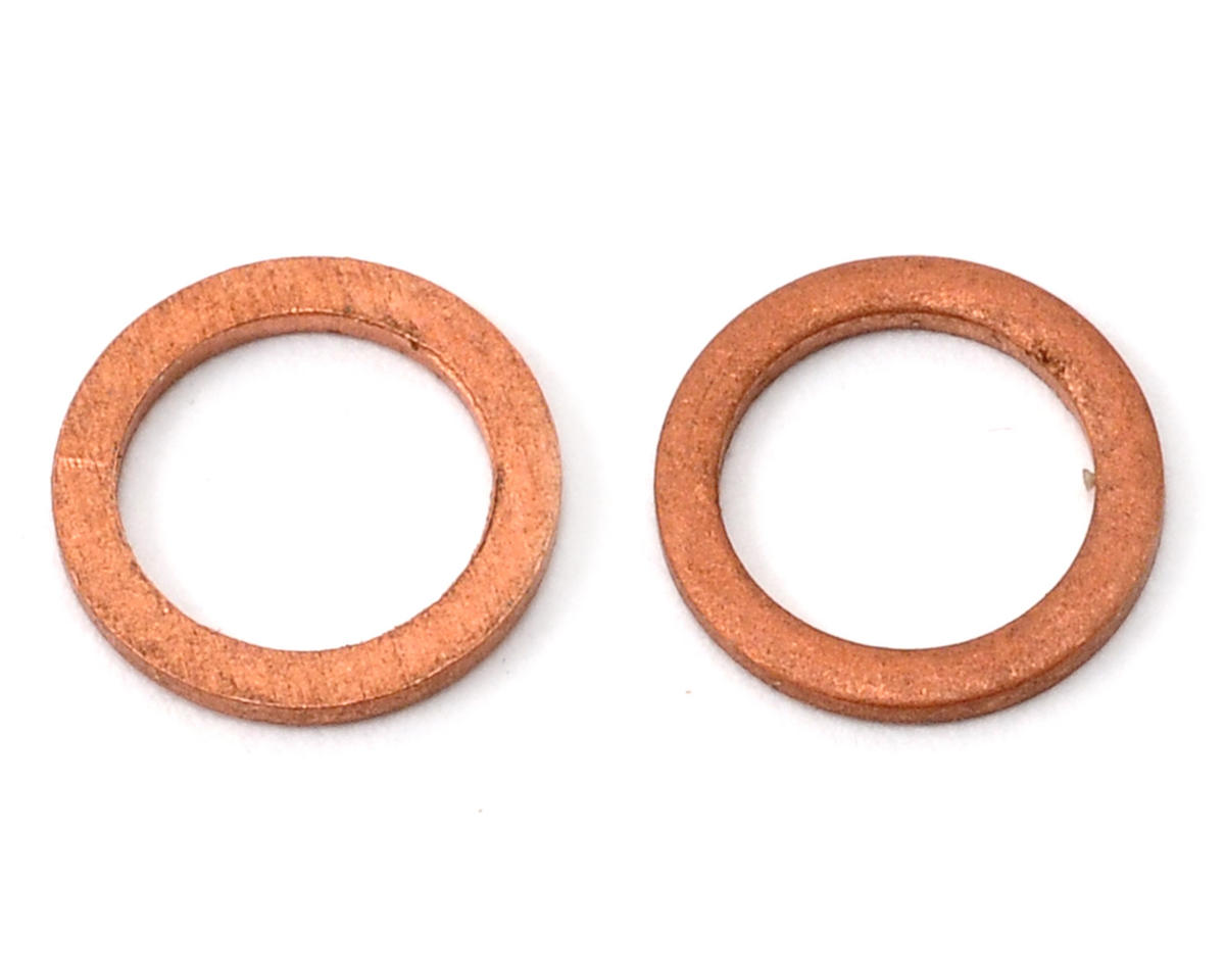 Motonica 6.1x9x0.5mm 2-Speed Gearbox Washer Set (2)