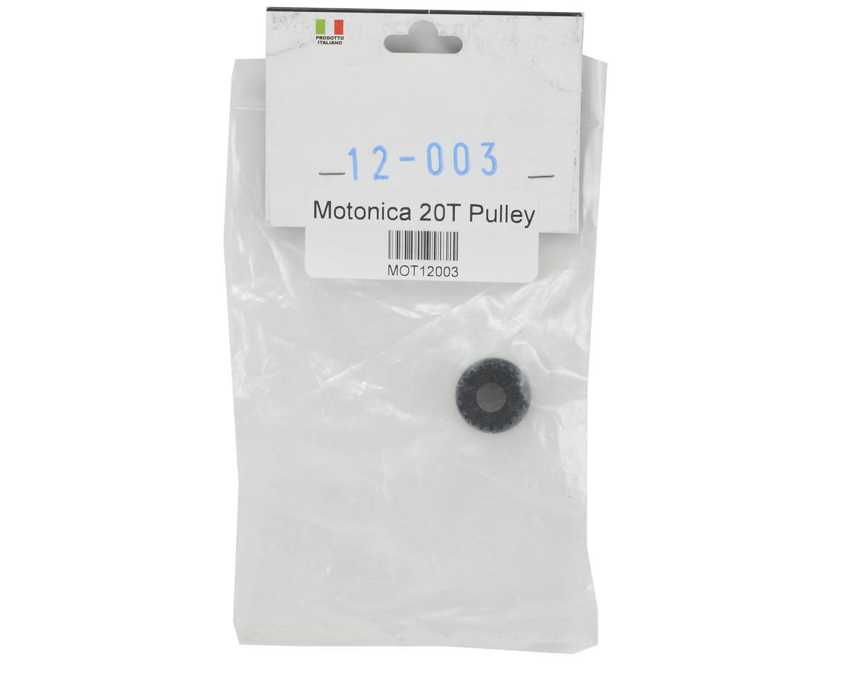 Motonica 20T Pulley