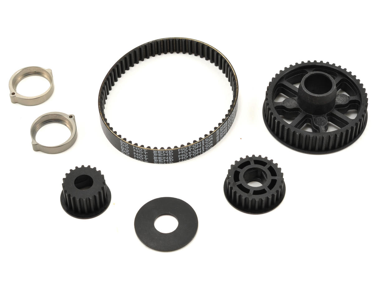 Motonica Transmission Pulley Conversion Kit