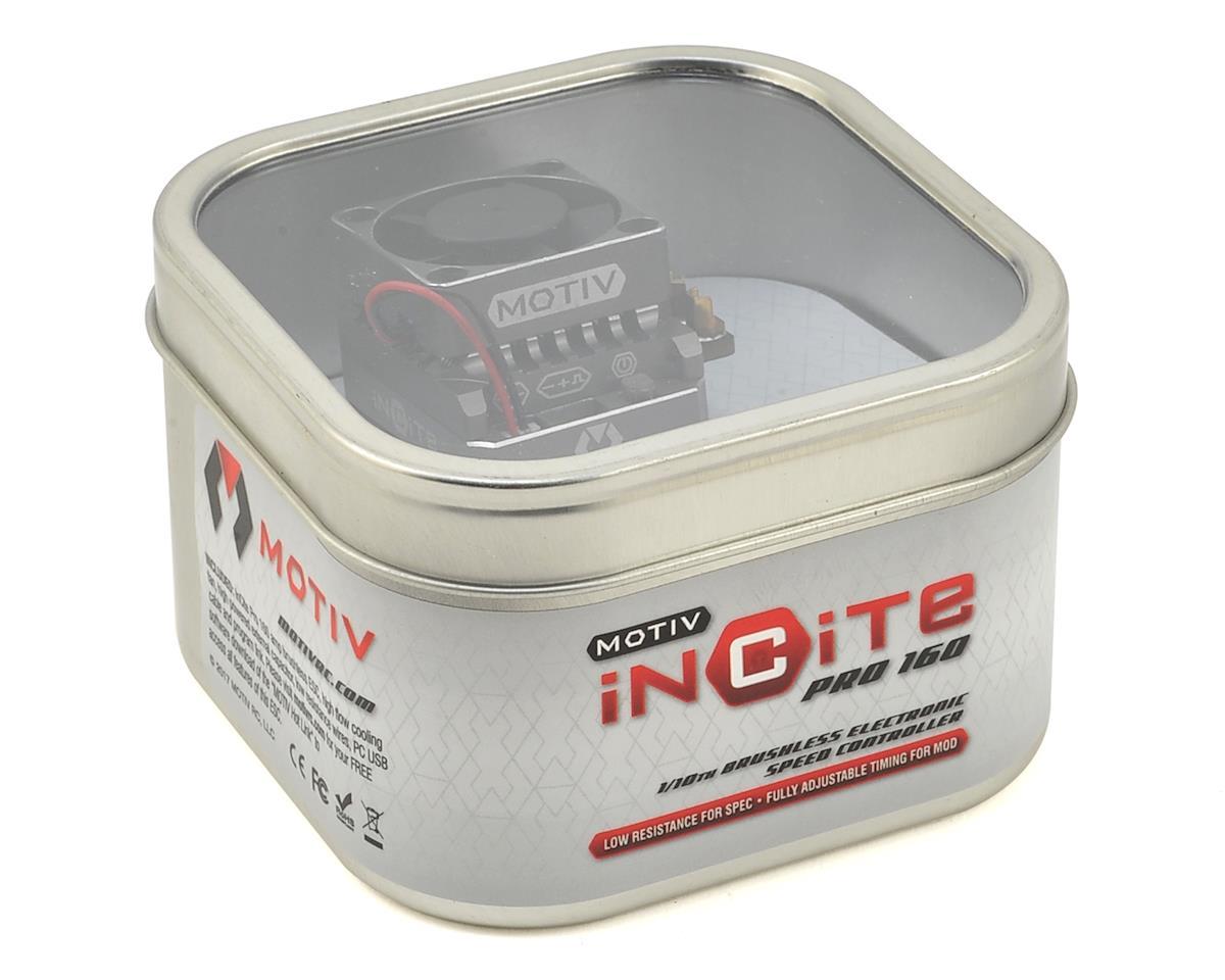 "Motiv ""Incite"" Pro 160 1/10 Sensored Brushless ESC"