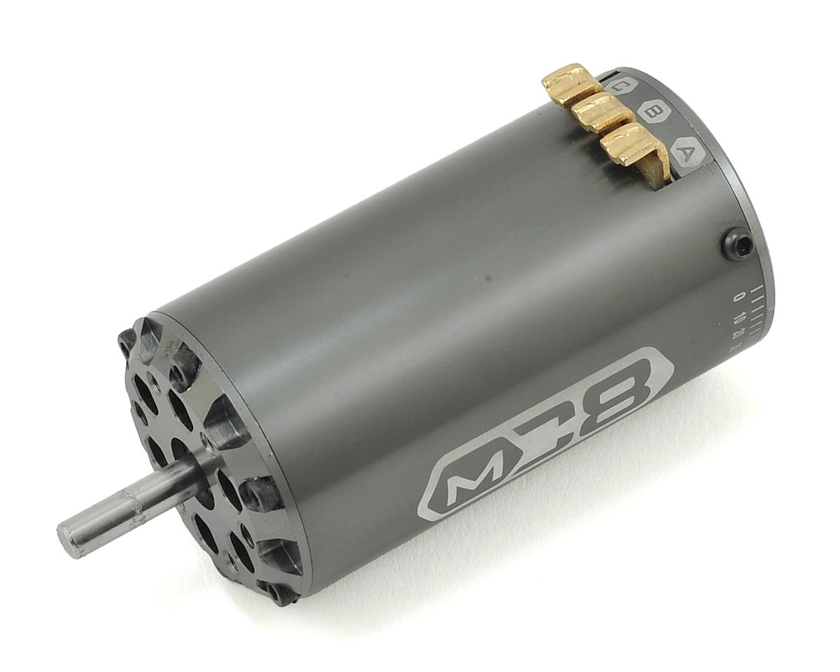 Motiv MC8 1/8th 4-Pole Competition Sensored Brushless Motor (1950kV)