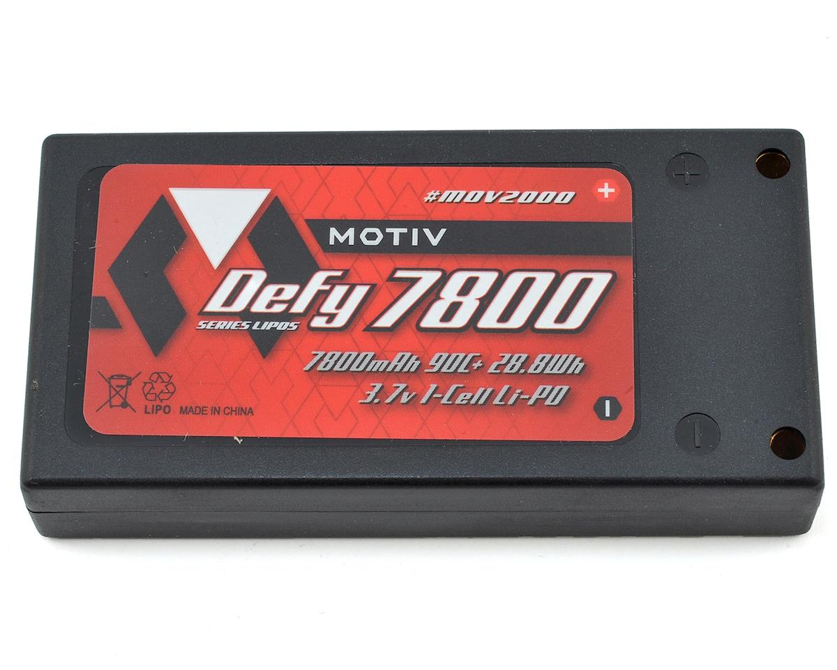 "Motiv ""DEFY"" Series Pro 1S Hard Case LiPo Battery Pack 90C (3.7V/7800mAh)"