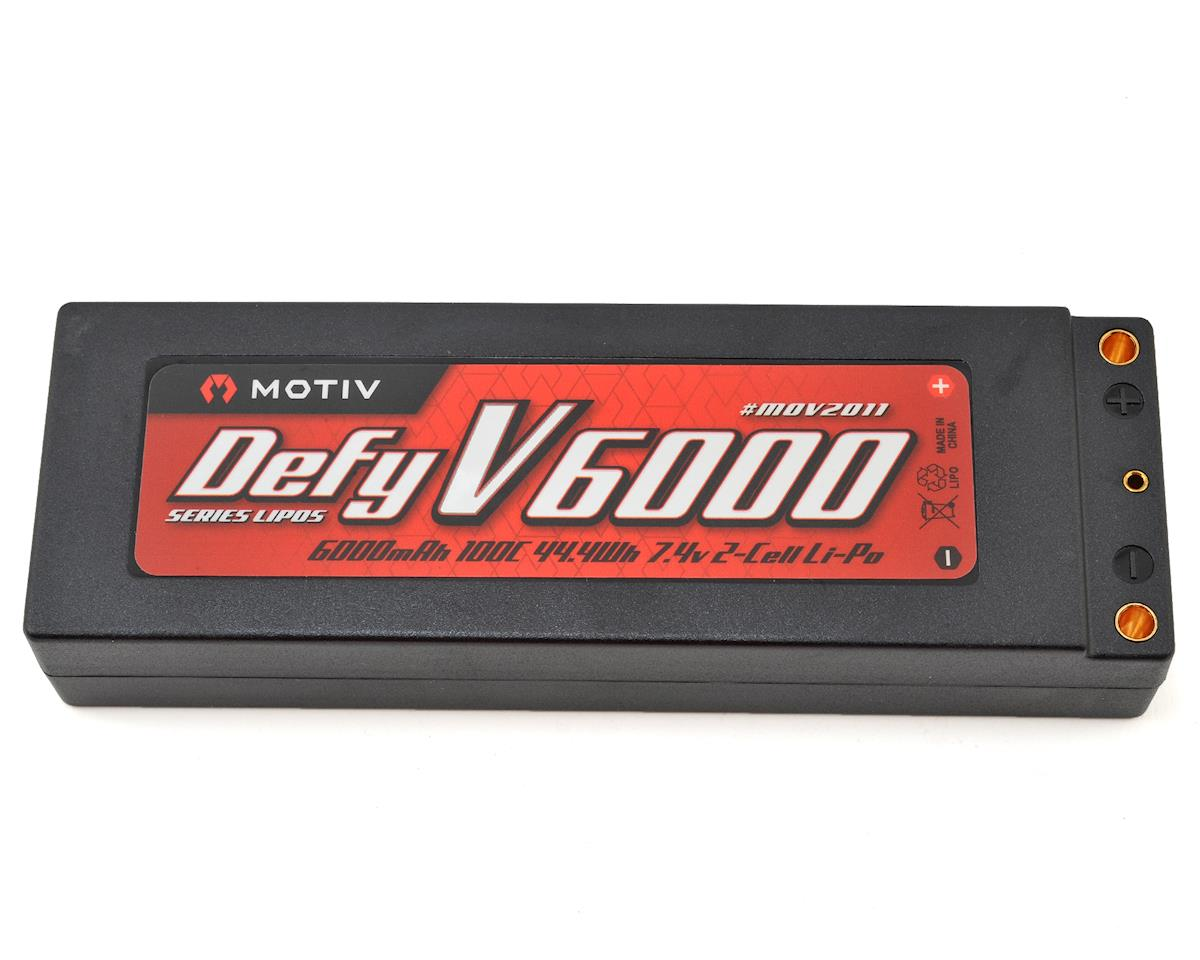 """Motiv """"DEFY"""" Series Pro 2S Hard Case LiPo Battery Pack 90C"""