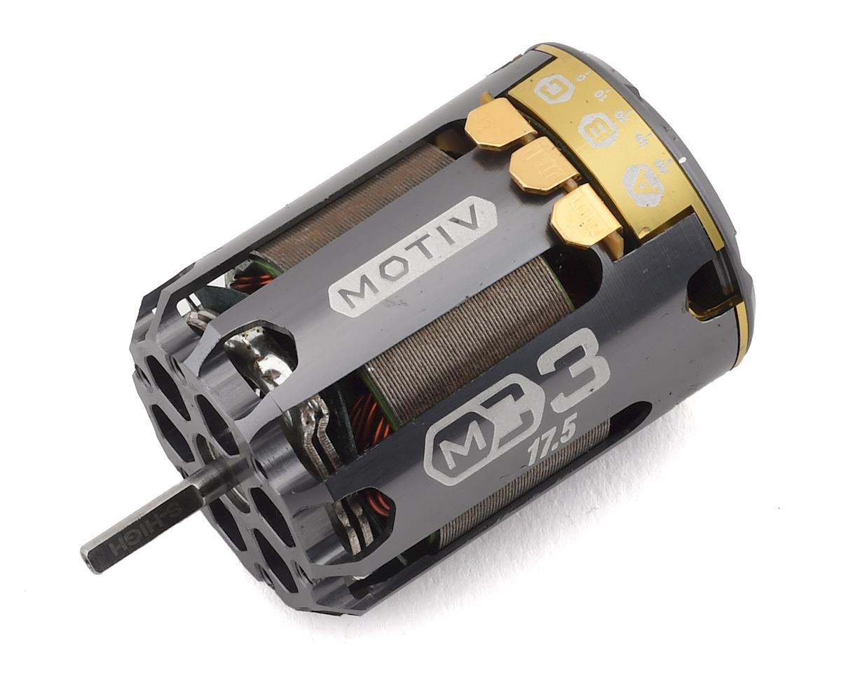 "Motiv M-CODE ""MC3"" Pro Tuned Spec Brushless Motor (17.5T)"