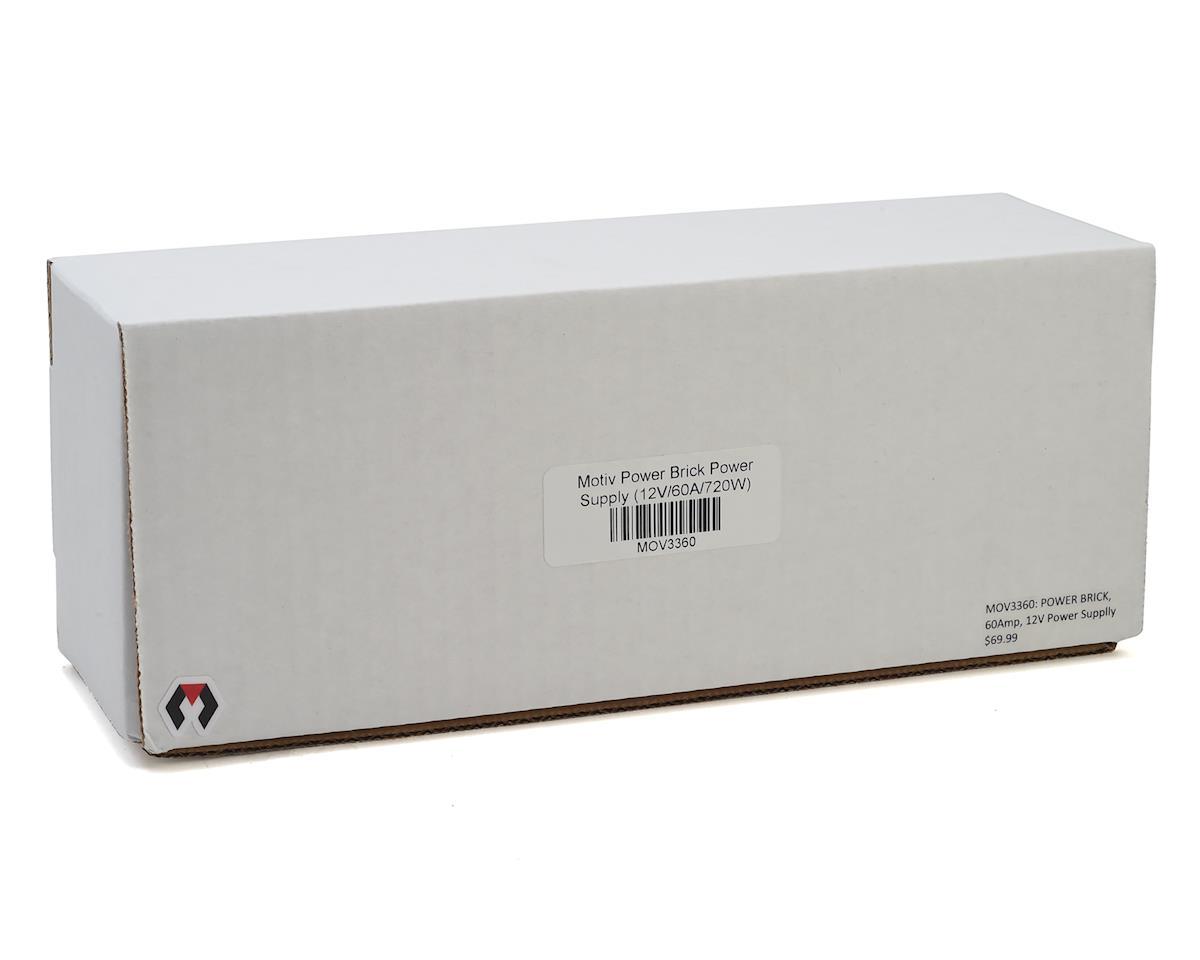 Image 3 for Motiv Power Brick Power Supply (12V/60A/720W)