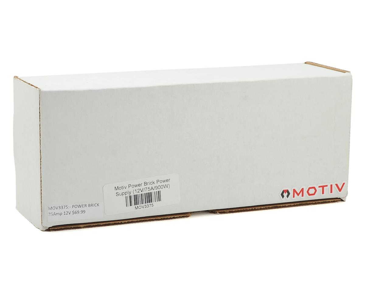 Motiv Power Brick Power Supply (12V/75A/900W)