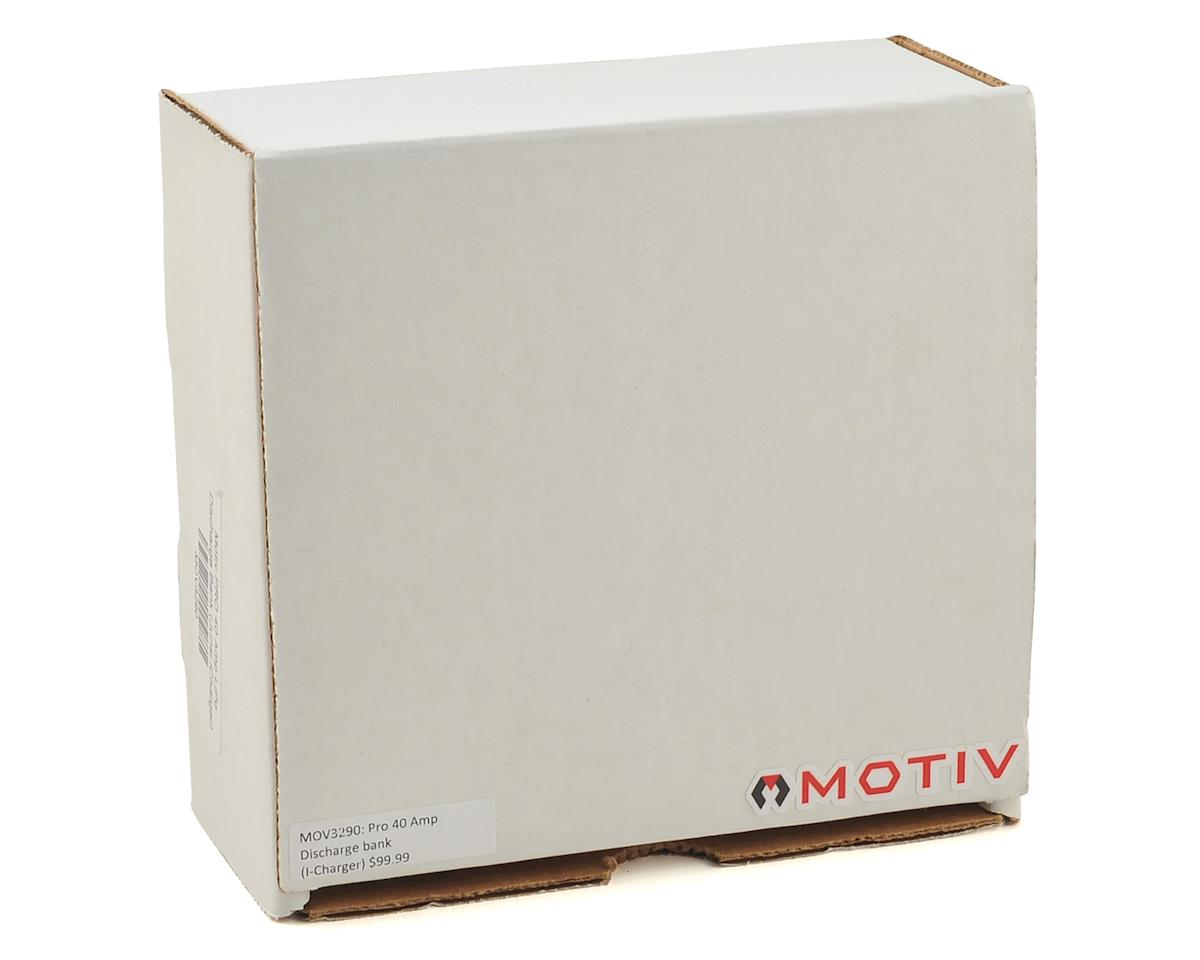 PRO 40 Amp LiPo Discharger (Junsi iCharger) by Motiv