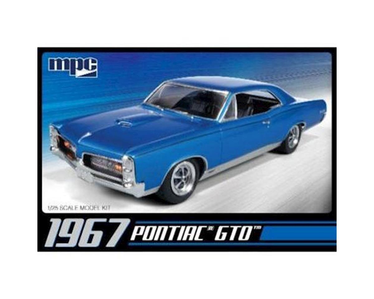 Round 2 MPC 1/24 '67 PONTIAC GTO (MPC)
