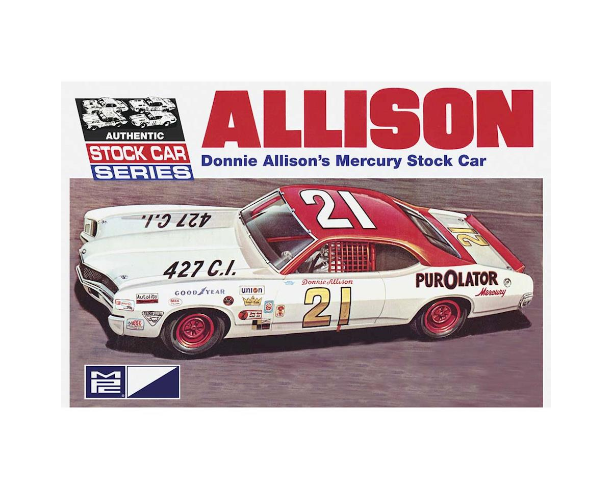 Round 2 MPC MPC796/12 1/25 1971 Merc Cyclone Stock Car D. Allison