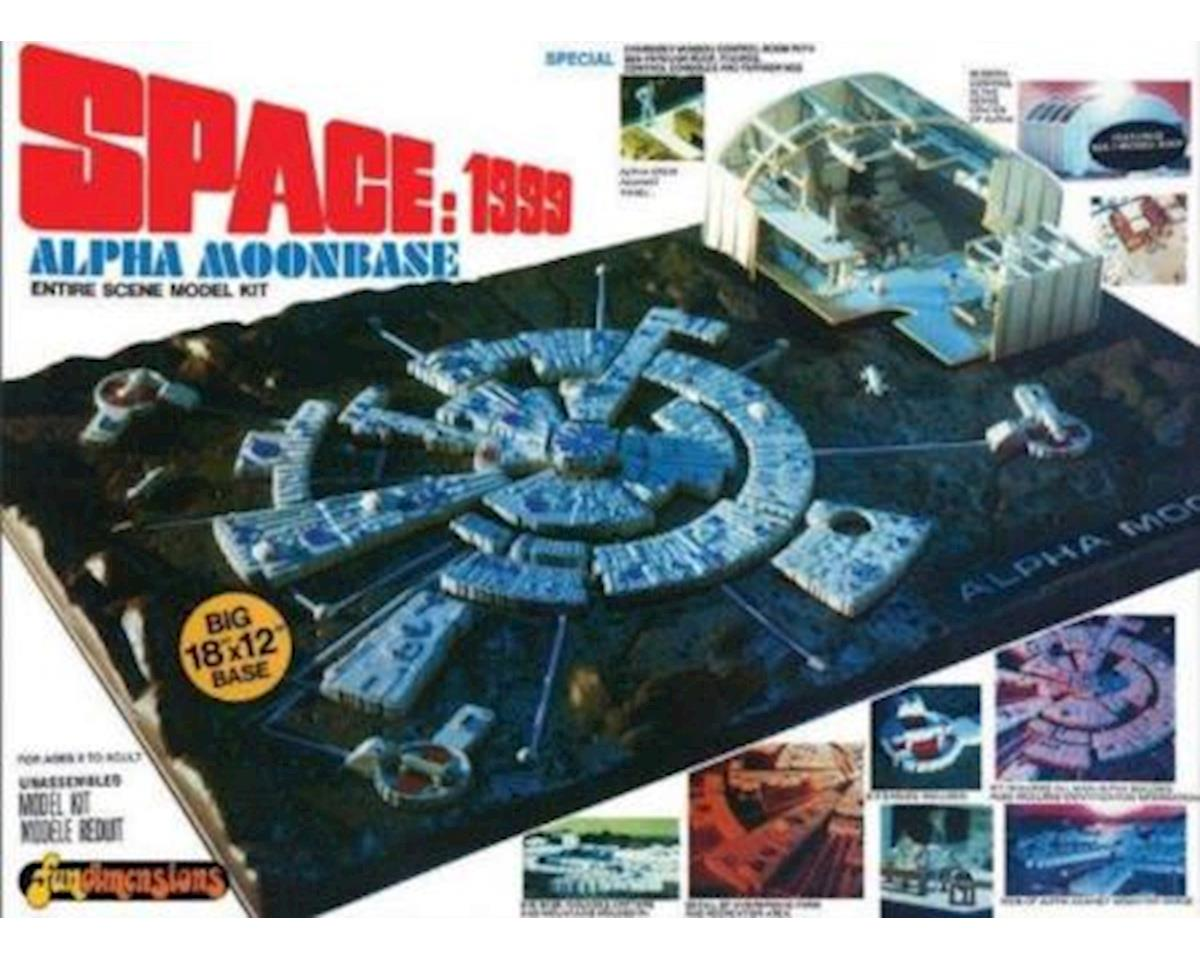 Round 2 MPC 1/3200 Space 1999: Moon Base Alpha
