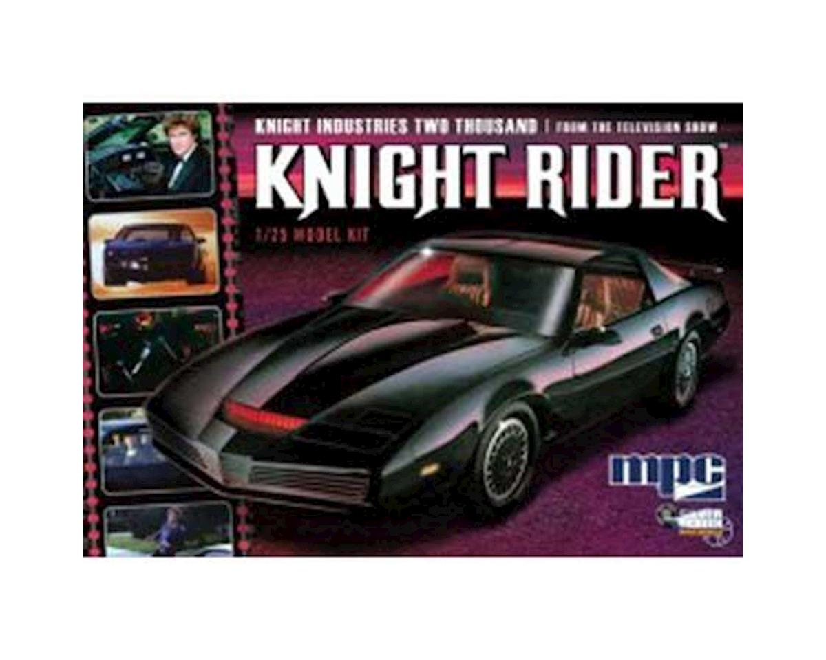 Round 2 MPC 1/25 Knight Rider 1982 Pontiac Firebird