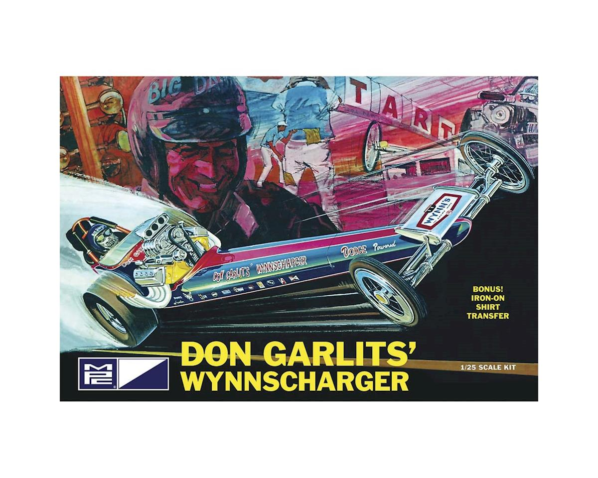 1/25 Don Garlits Wynns Charger Front Engine Rail D by Round 2 MPC