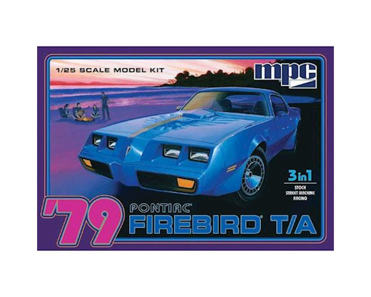 "1/25 1979 Pontiac Firebird ""Trans Am"" by Round 2 MPC"