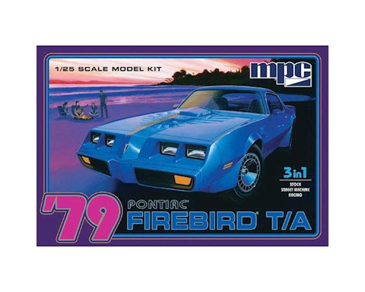 "Round 2 MPC 1/25 1979 Pontiac Firebird ""Trans Am"""