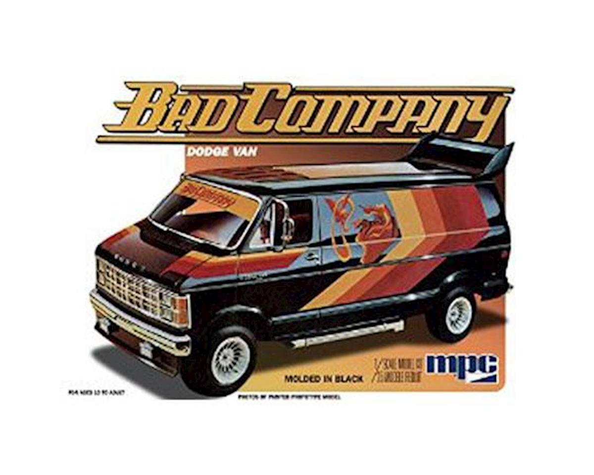 Round 2 MPC 1/25 1982 Dodge Van