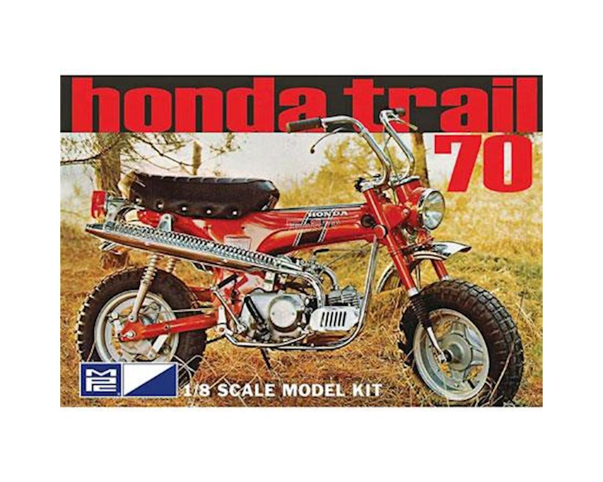 1/8 Honda Trail 70 Minibike by Round 2 MPC