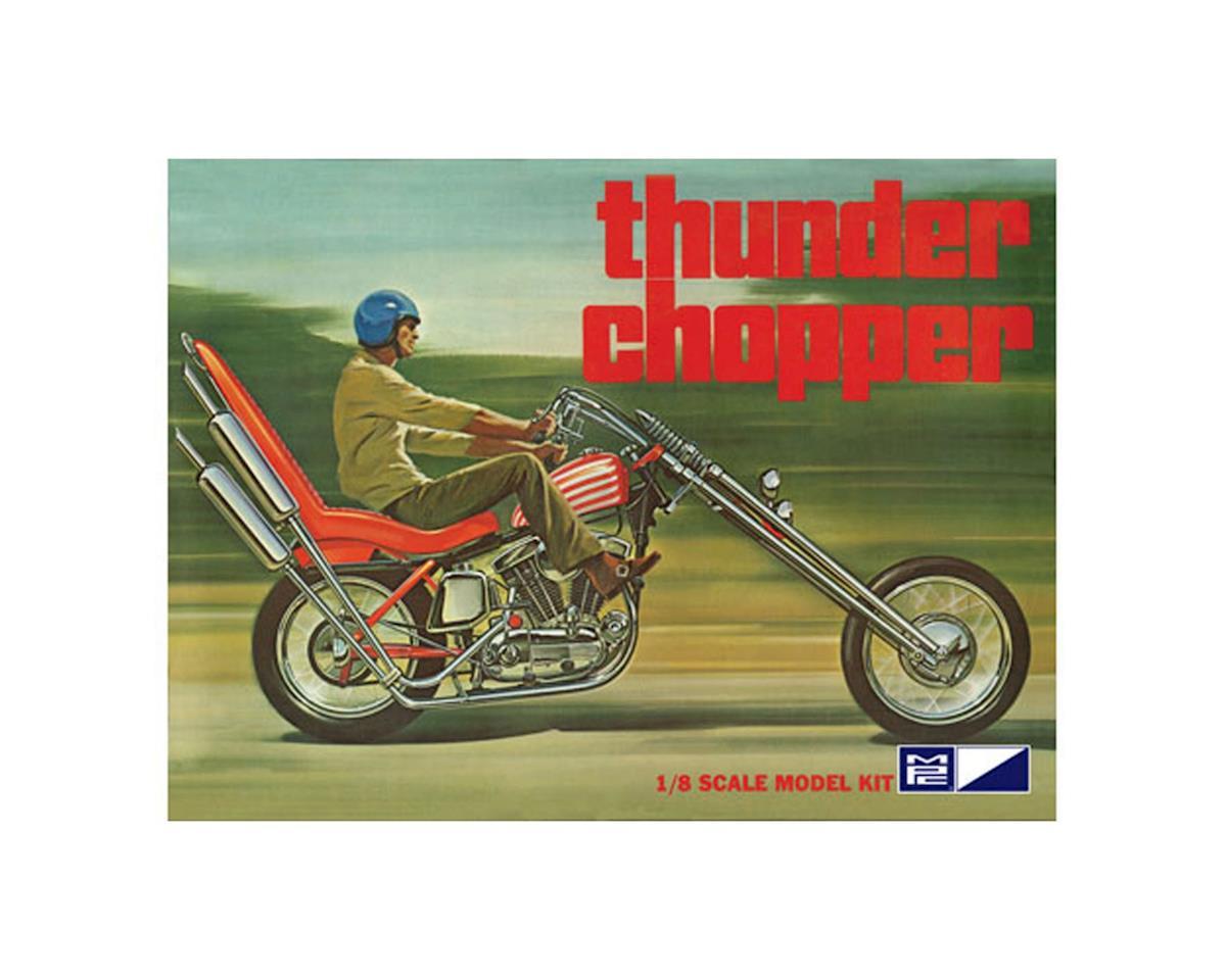 Round 2 MPC Thunder Chopper Custom Motorcycle