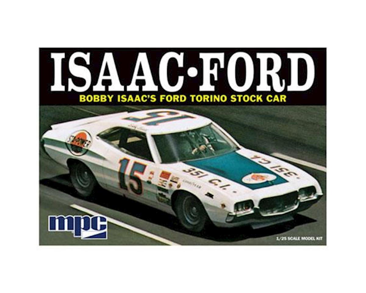 Round 2 MPC 1972 Ford Torino Stock Car - Bobby Isaac #15