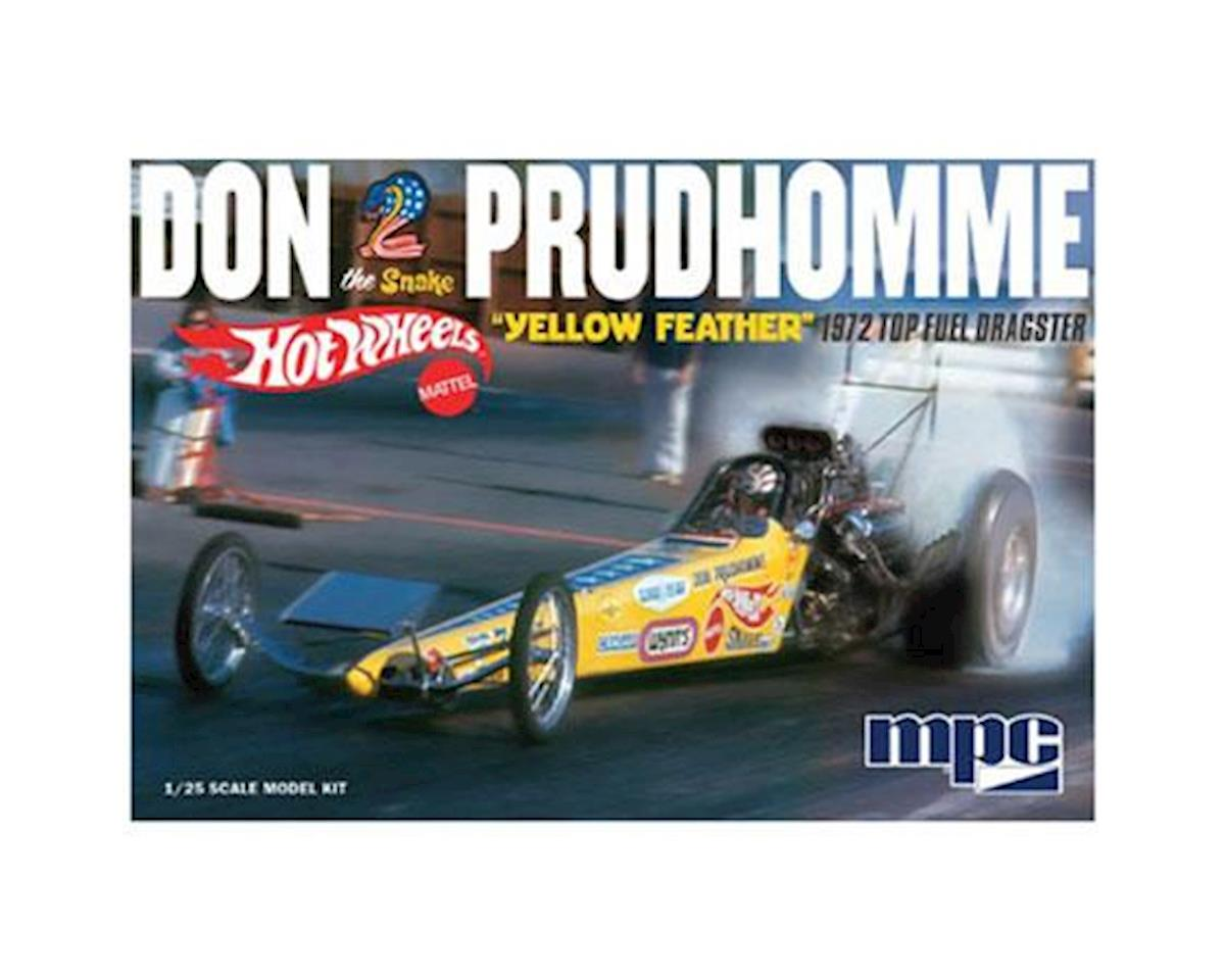 "Round 2 MPC Don ""Snake"" Prudhomme 1972 Rear Engine Dragster"