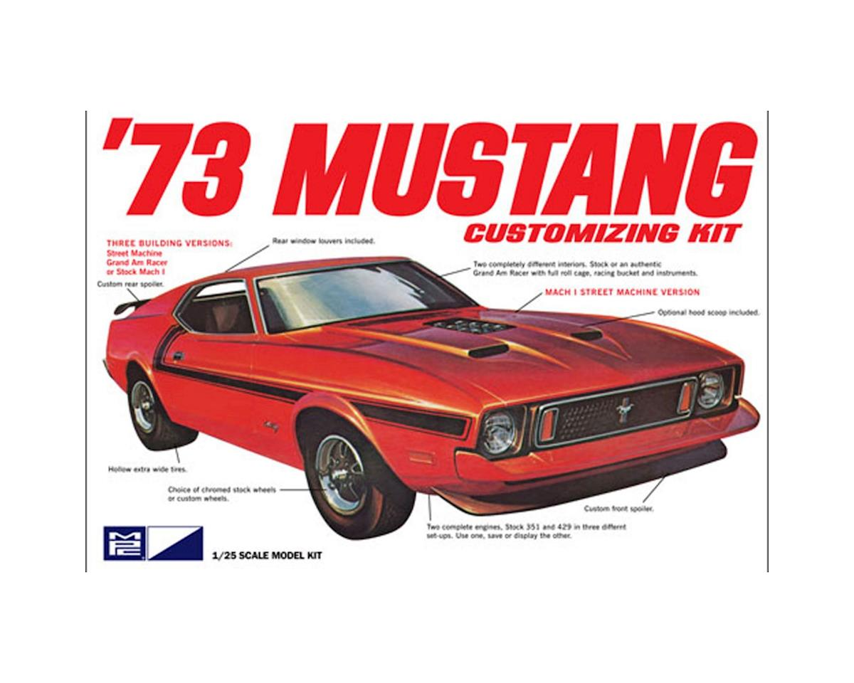 Round 2 MPC 1973 Ford Mustang; 1:25