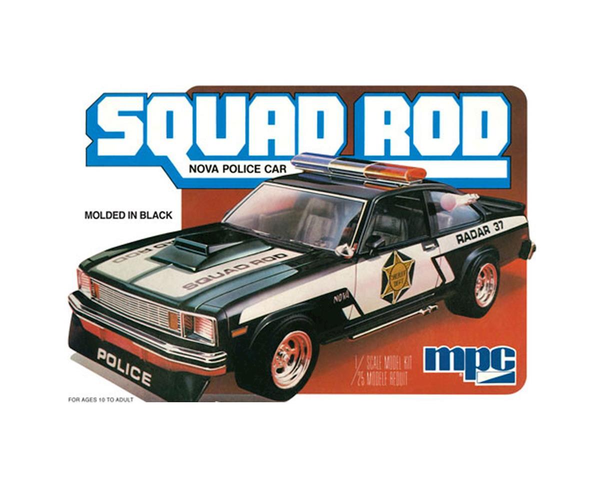 1979 Chevy Nova Squad Rod Police Car by Round 2 MPC