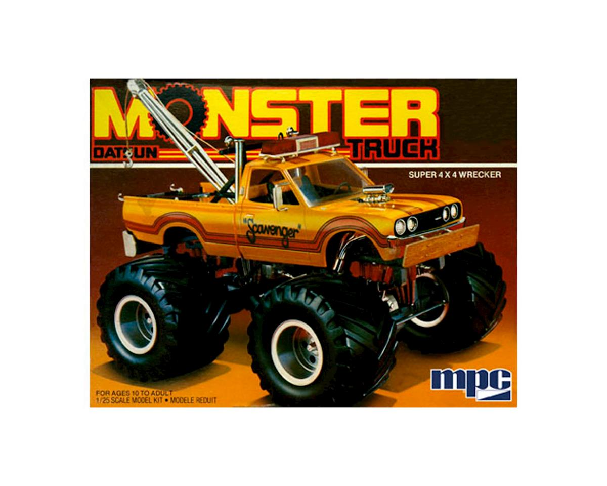 Round 2 MPC 1975 Datsun Scavenger Monster Pickup