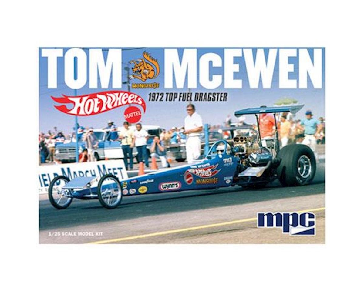 "Tom ""Mongoose"" McEwen 1972 Rear Engine Dragster by Round 2 MPC"