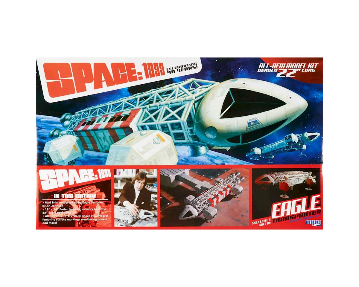 Space: 1999 Eagle Transporter (Special Edition) by Round 2 MPC