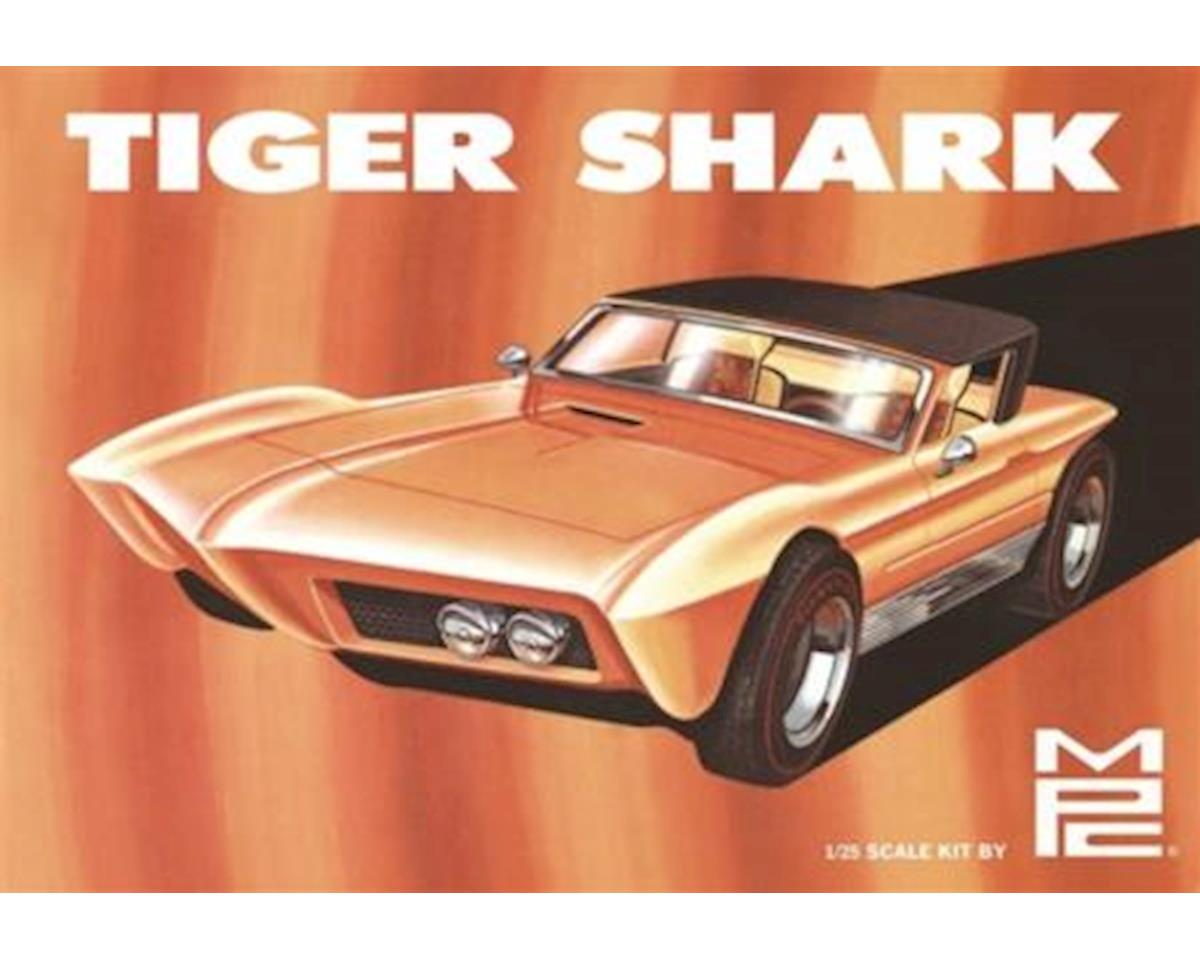 1/25 Tiger Shark Show Rod