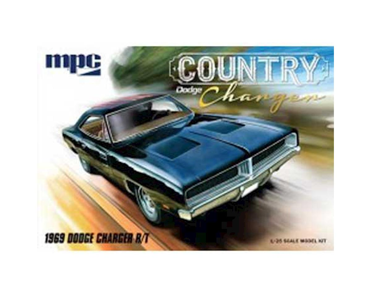 Round 2 MPC 1/25 1969 Dodge Country Charger R/T