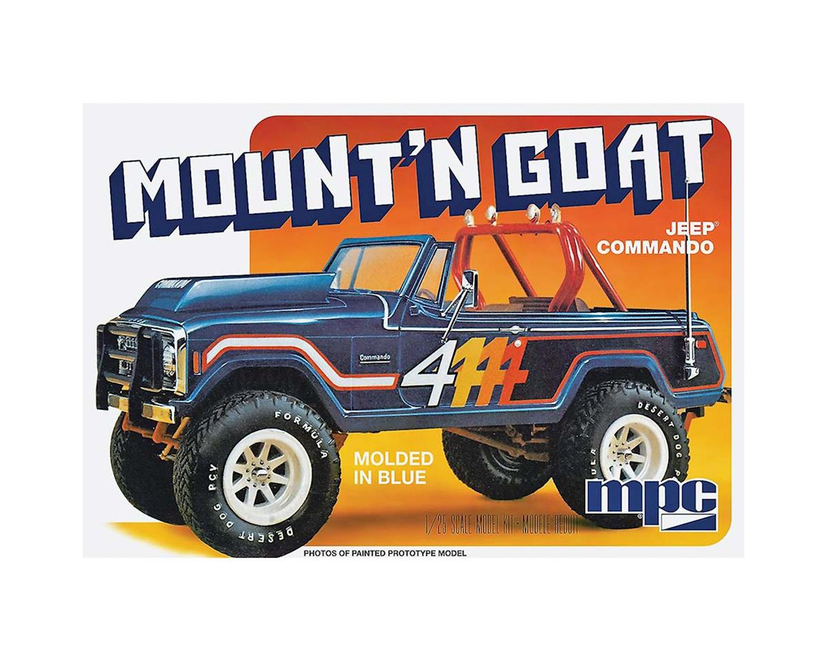 1/25 Jeep Commando Mount 'N Goat