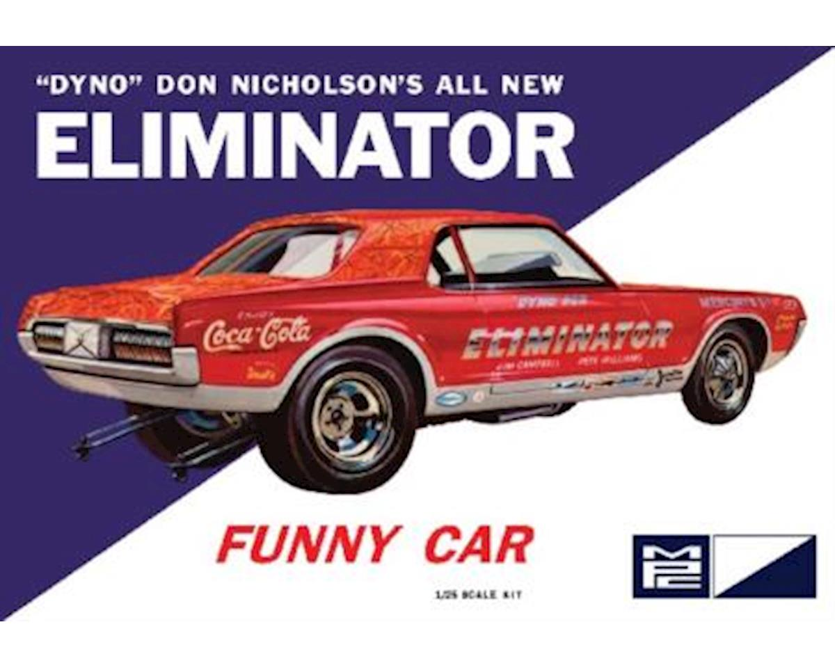 1/25 Dyno Don Cougar Eliminator Funny Car by Round 2 MPC