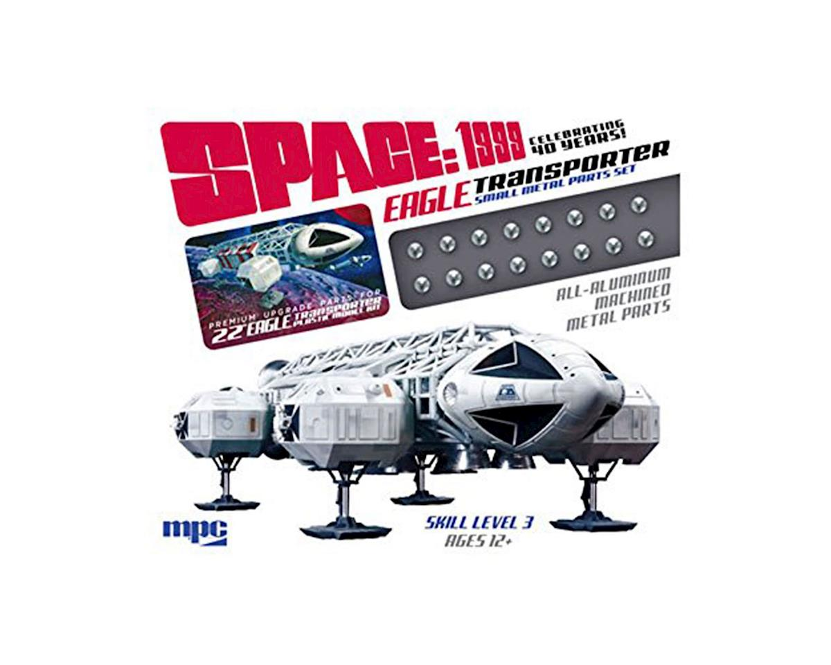 Space 1999: Eagle Transporter Metal Parts Set by Round 2 MPC