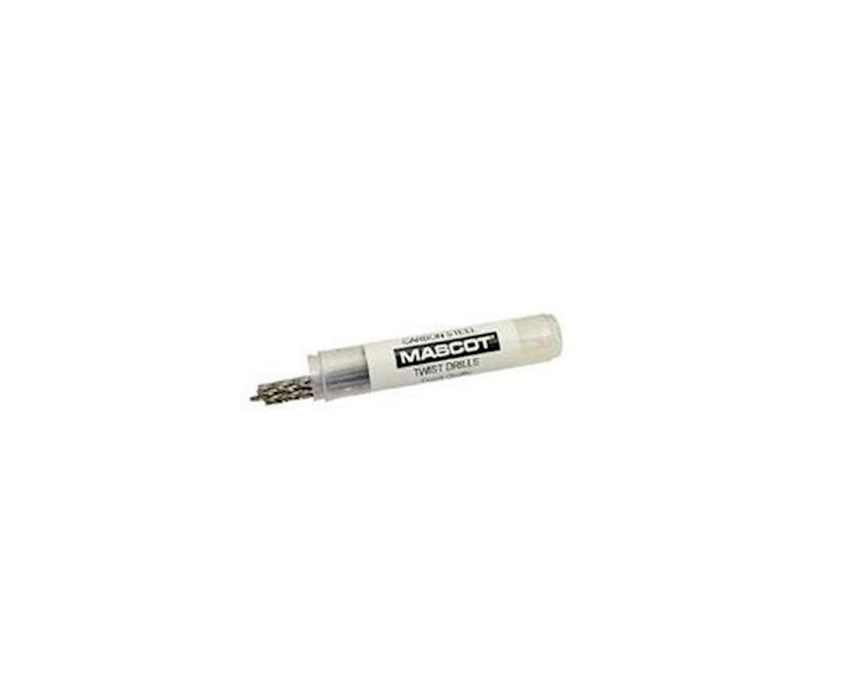 Mascot Precision No.55 Carbon Steel Twist Drill (12/Vial)