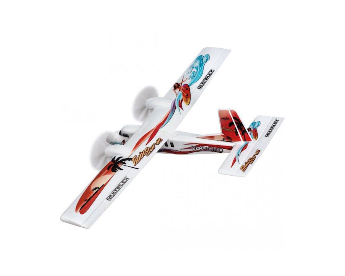 Multiplex Twin Star BL Kit