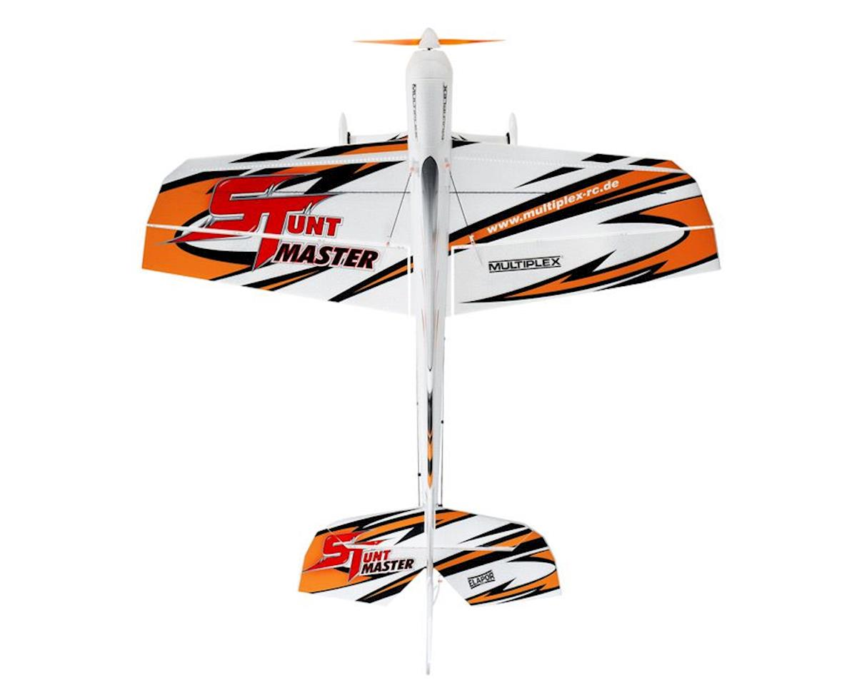 Multiplex StuntMaster RR: BL Motor, ESC, Servo