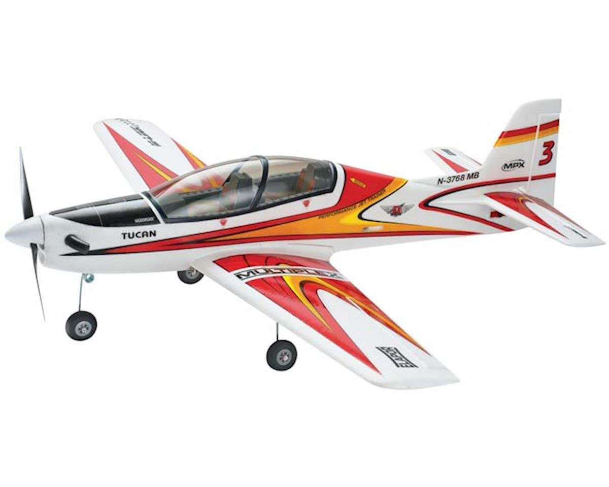 Multiplex M214284 Tucan Kit Aerobatic Low Wing Sport Flyer Kit