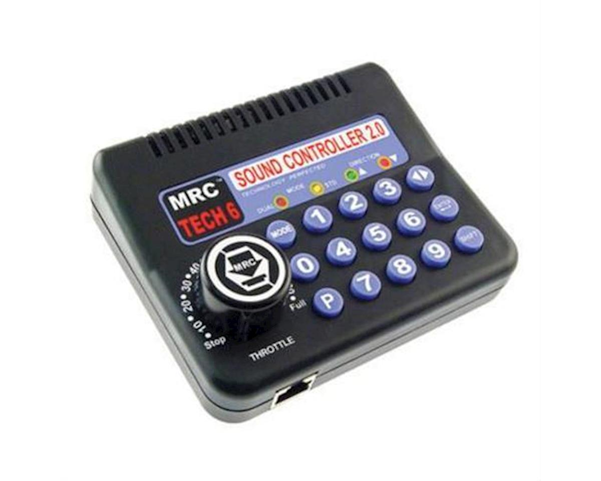 MRC Tech 6 Blackbox Power Pack, 2.0A