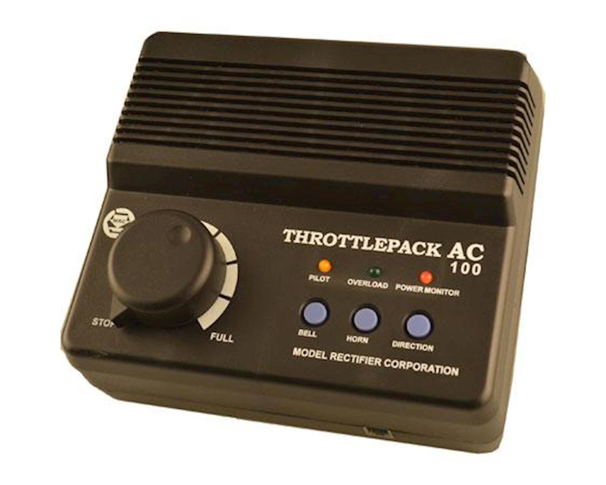 Throttlepack AC, 100W by MRC