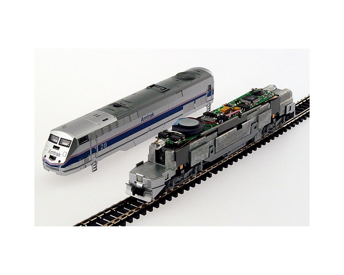 MRC N Dual Mode Sound Decoder, Kato P42/E8/E9