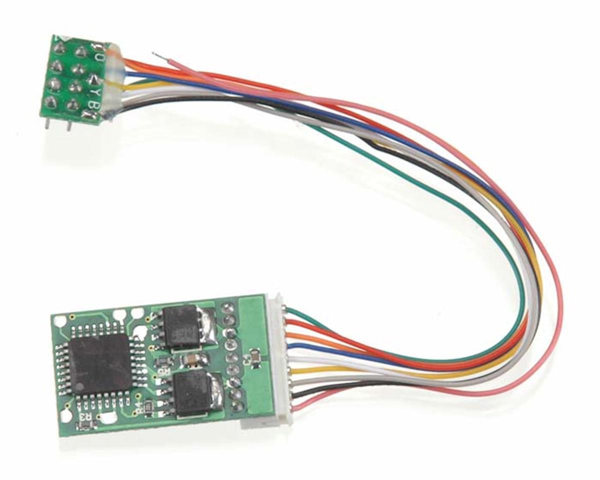 MRC HO DCC Decoder w/JST Adapter
