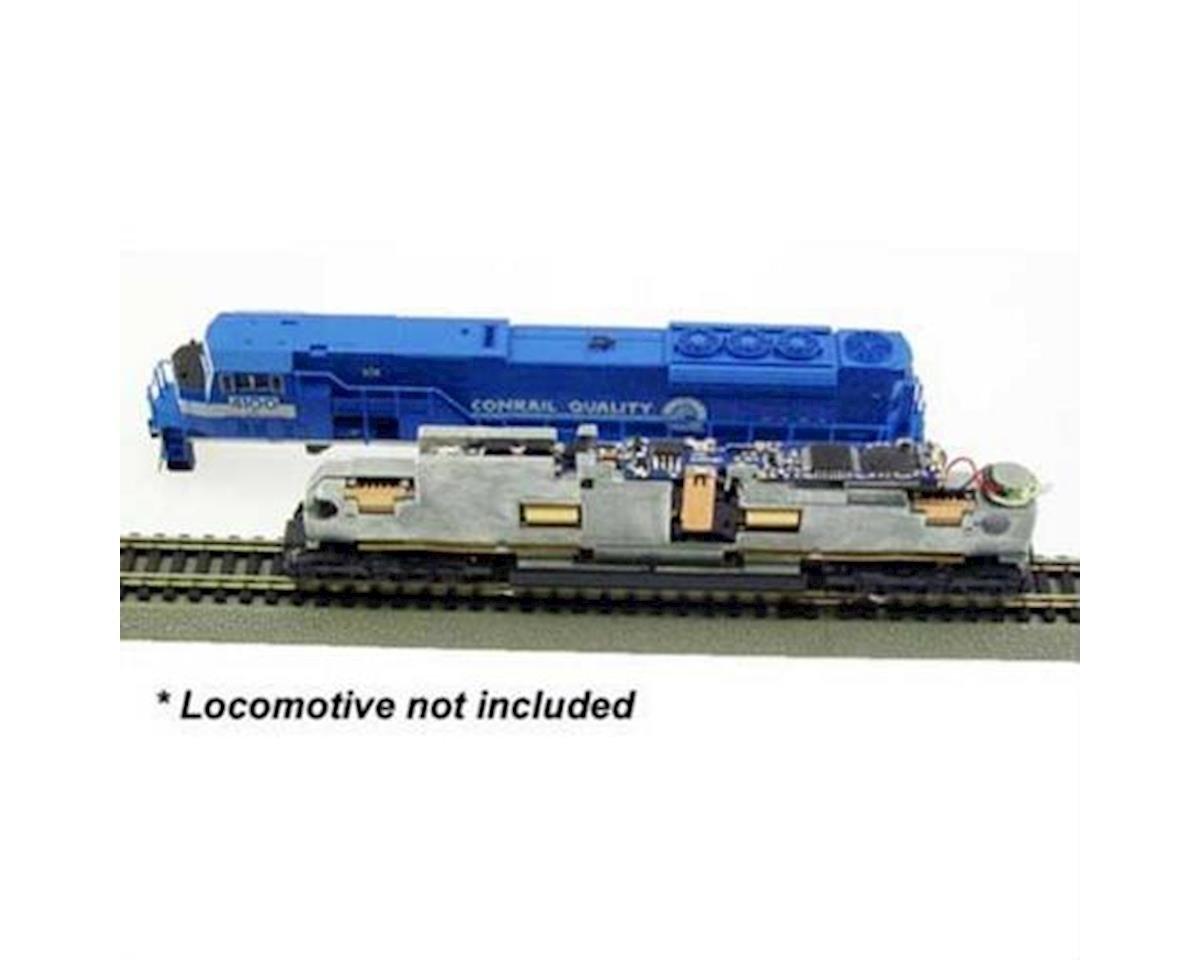MRC N Dual Mode Sound Decoder, Kato SD80